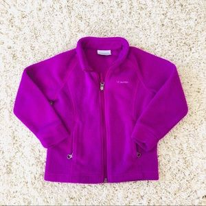 Columbia jacket size 4T